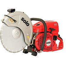 Бензоріз SOLO, 4 кВт, диск 350 мм, глибина реза125 мм, вага 10.2 кг