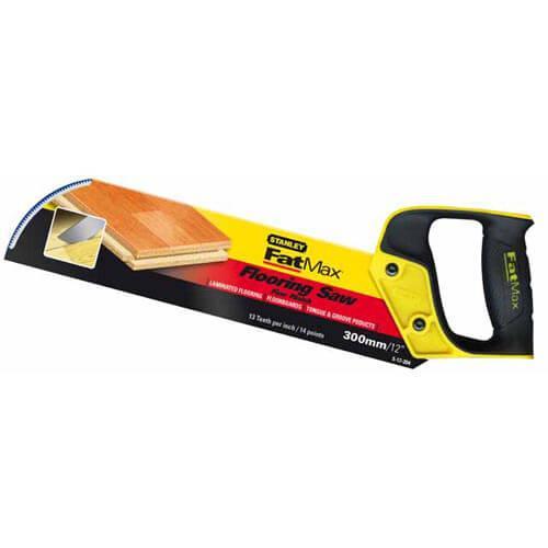 """Ножівка STANLEY """"FatMax®"""" для статевих дощок, 300мм, 13 зубів """"UNIV HP"""" на дюйм."""