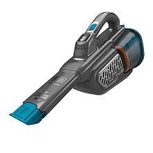 Пилосос акумуляторний BLACK+DECKER, 18 Li-lon, 2 Ач, 21 аВт, вага 1.2 кг