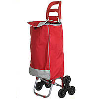 Тачка сумка с колесиками STENSON тележка до 25 кг 34 х 27 х 95 см (2786)