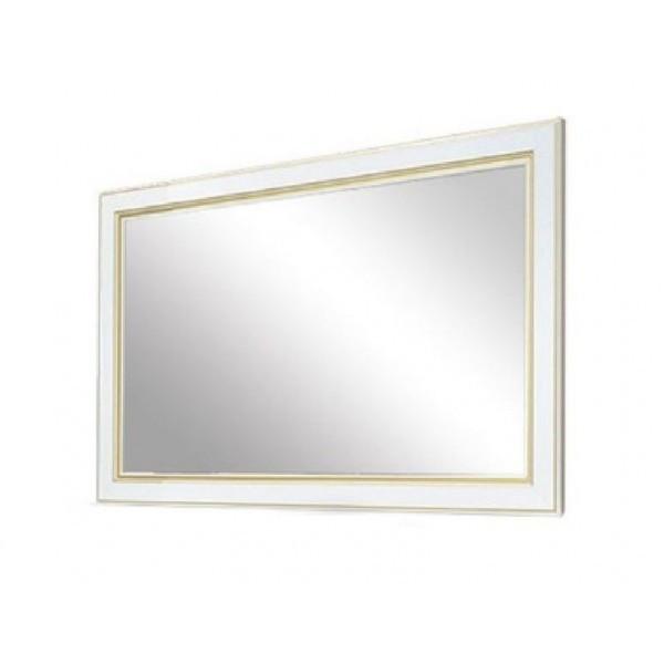 Дзеркало в спальню з ДСП Поліна Нова 1В Білий Світ меблів