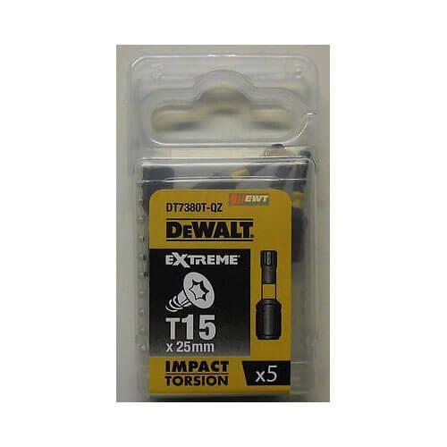 Набор бит DeWALT DT7380T