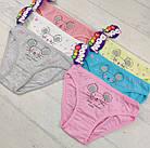 Детские трусики для девочек 10-11 лет, фото 2