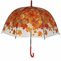 """Зонт трость напівавтомат STENSON """"Осінь"""" 60 см (R83144/R17776)"""