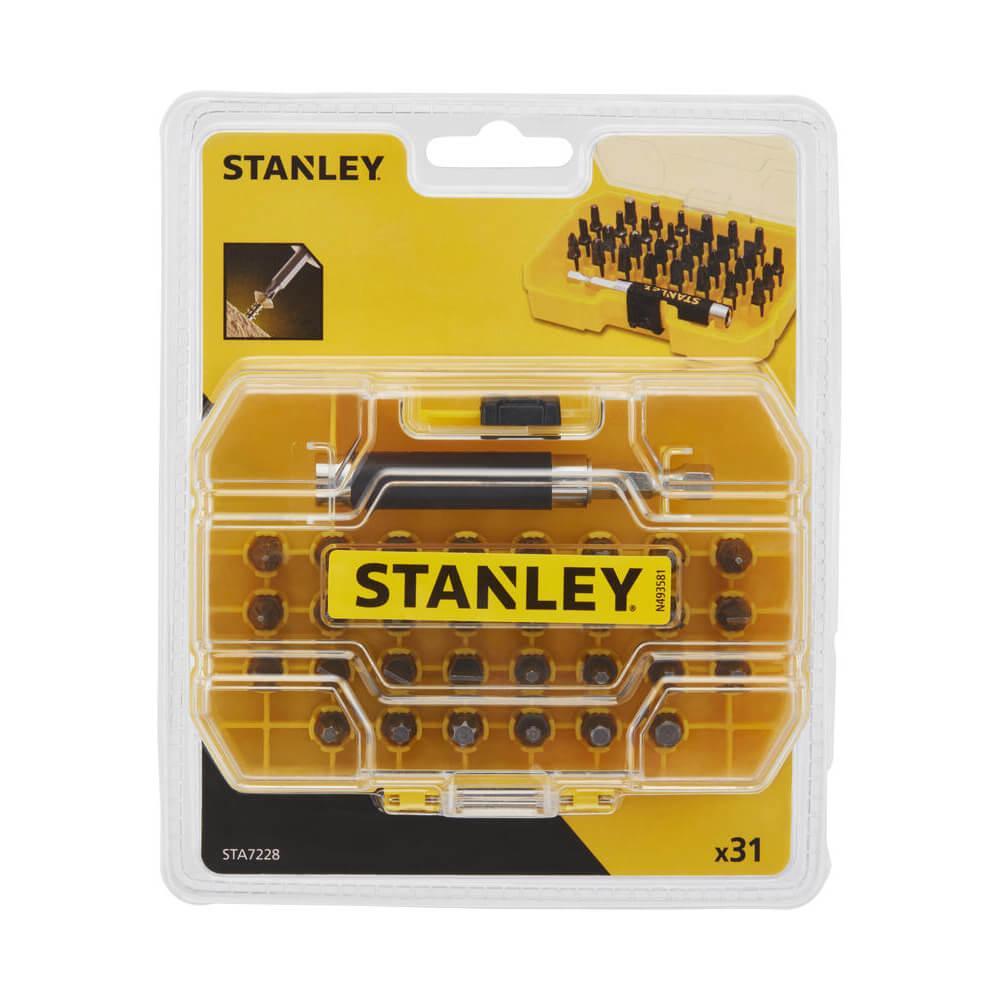 Набор бит и сверл STANLEY STA7228