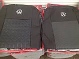 Авточехлы на Volkswagen Transporter 1+2 T5 2003-2014 van,Favorite на Фольксваген Т5, фото 6