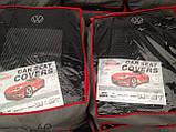Авточехлы на Volkswagen Transporter 1+2 T5 2003-2014 van,Favorite на Фольксваген Т5, фото 10