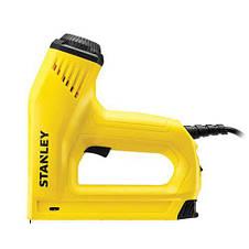 """Степлер електричний STANLEY, під скоби типу """"G"""" 6, 8, 10,12,14 мм і шпильки типу """"J"""" 12-15 мм, фото 2"""