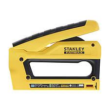 """Степлер STANLEY """"FatMax®"""" під скоби типу """"G"""" довжиною 6-14 мм і цвяхи типу """"J"""" довжиною 12; 15 мм., фото 3"""