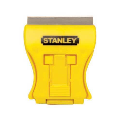 """Скребок-міні STANLEY """"Mini Glass Scraper"""" для скла, довжина леза 43мм, 5 запасних лез."""