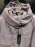 """Демісезонне пальто """"Софія"""" з кашеміровим коміром, фото 9"""