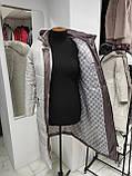 """Демісезонне пальто """"Медіна"""" зі зйомним капюшоном, фото 9"""