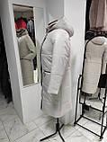 """Демісезонне пальто """"Медіна"""" зі зйомним капюшоном, фото 7"""