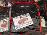 Авточохли на Renault Logan 2004-2012 sedan, Favorite Рено Логан, фото 3