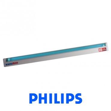 Лампа безозоновая бактерицидна Праймед ЛПК-300Б Philips (настінна)