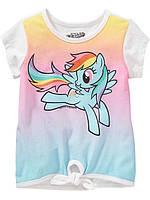 "Детская футболка ""My Little Pony""  12-18, 18-24 месяца"