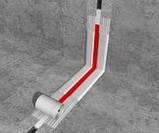 Лента  для герметизации деформационных, конструкционных,швов и трещин Sikadur-Combiflex SG-10 M 150, 25м, фото 2