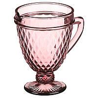 Кувшин для напитков Garbo Glassware 1.1 л (2611DZS/Purple Red)