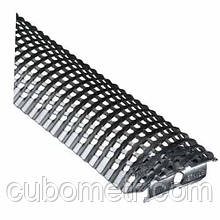 """Лезо для рашпіля STANLEY """"Surform"""" напівкругле зі стандартною насічкою L=250 мм"""