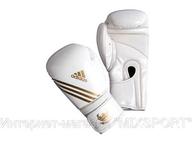 """Перчатки Adidas """"Hybrid Aero Tech"""" белые"""