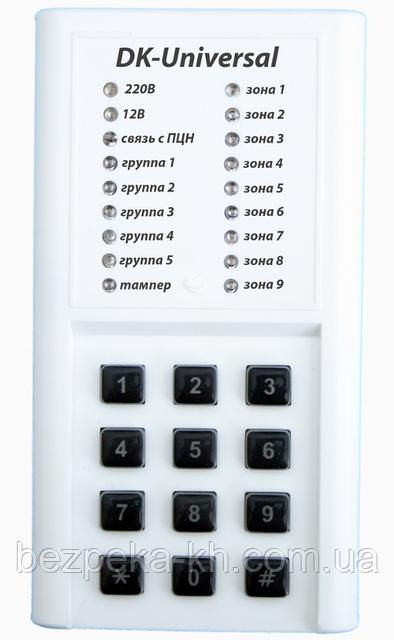 Цифровая клавиатура  DK-Universal