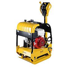 Віброплита реверсивна ENERSOL, Honda GX 270, 6 кВт/9 л. с, об'єм двигуна 270 куб. см, вага 155 кг