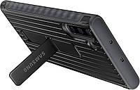 Чехол Samsung Protective Standing Cover Black (EF-RN970CBEGRU) для Galaxy Note 10 N970 Оригинал
