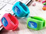 Детские часы  Q50 с GPS трекером Smart Baby Watch, фото 4