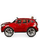 Дитячий двомісний електромобіль Bambi Racer 4WD Баггі M 3602EBLR-3 червоний, фото 4