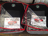 Авточохли на Scoda Octavia tour 2004-2010 універсал Favorite Шкода Октавіа тур, фото 9