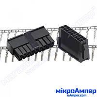 Комплект конекторів MX3.0-2x9p з терміналами