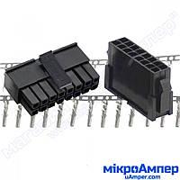 Комплект конекторів MX3.0-2x8p з терміналами