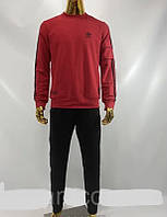 Спортивный костюм мужской оптом, штаны с манжетом, фото 1