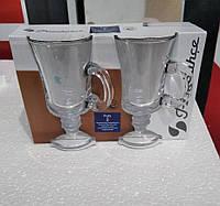 Набор стаканов для латте., 2 шт., Турция, фирма Pasabahce., фото 1