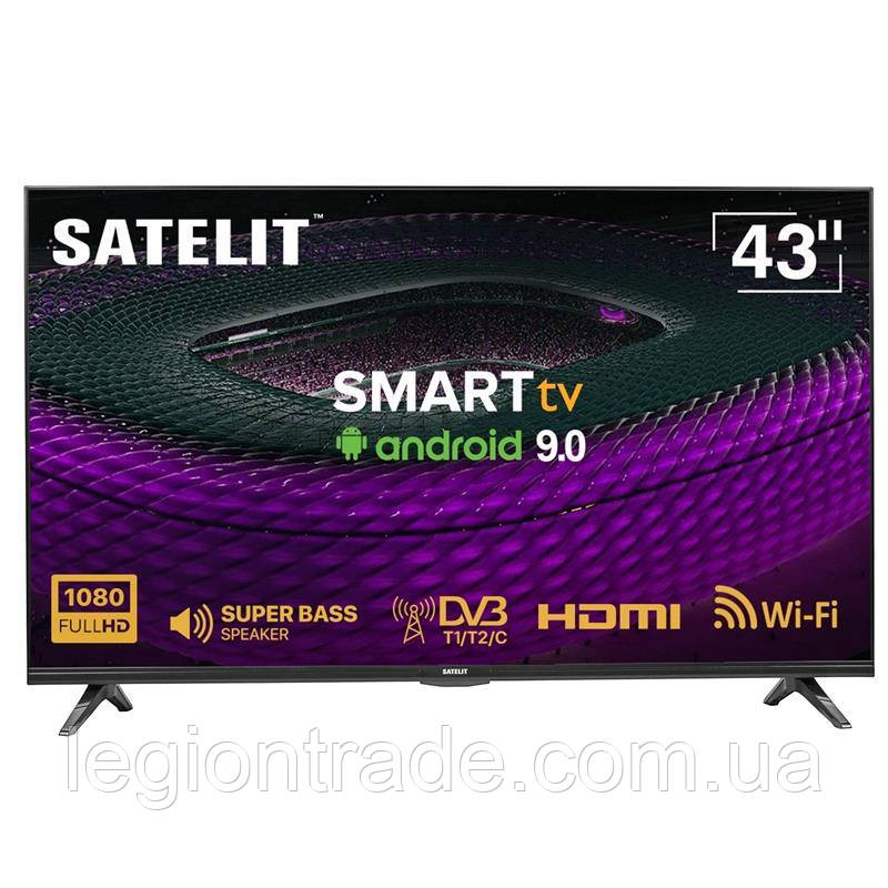 Телевизор Satelit 43F8000ST