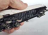 PIKO GDR Пасажирський поштовий вагон, моделі масштабу H0,1/87, фото 2