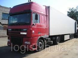 Перевозки 20-ти тонными автомобилями по Киевской области