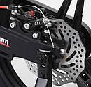 Дитячий спортивний двоколісний велосипед 20 дюймів CORSO «T-REX» 18765 магнієва рама, 7 швидкостей, фото 6