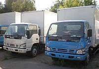 Услуги перевозок цельнометами по Киевской области