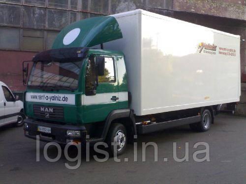 Услуги перевозок цельнометами по Киевской области - фото 4