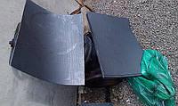 Лист асбостальной (полотно асбостальное) ЛА-2 ( 675х512х1,5мм)