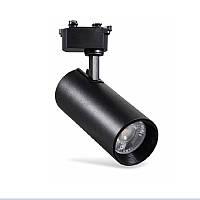 ElectroHouse LED світильник трековий Graceful light Чорний 30W 2400Lm 4100K, фото 1