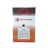 ElectroHouse Кабель витая пара UTP 4х2х0,51 CCA ПВХ серый (внутр. Монтаж)