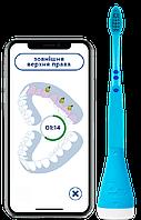Інтерактивна насадка Playbrush Smart Blue + зубна щітка