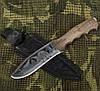 """Охотничий нож Кизляр """"Медведь"""" Оригинал с паспортом, чехол кожа, нескладные ножи, ножи для охоты"""