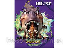 Папка на гумці Ice Age, В5