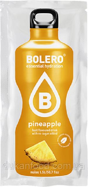 Bolero Drinks без сахара АНАНАС
