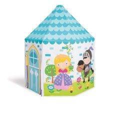 Дитячий ігровий будиночок Intex 44635 «Принцеса», 104 х 104 х 130 см