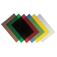 Обложка для переплета Обложки бесцветные А4 280 мкм, матовые FELLOWES f.53765 (f.53765 x 107907), фото 1