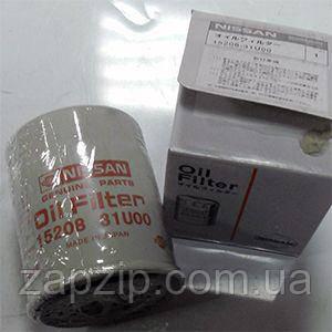 Фильтр масляный PATHFINDER 4,0 TIIDA* NISSAN 15208-31U00